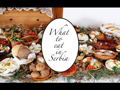 What to eat in Serbia - by CITYSoul