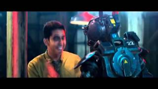 Индустрия кино - Робот Чаппи ( Die Antwoord )