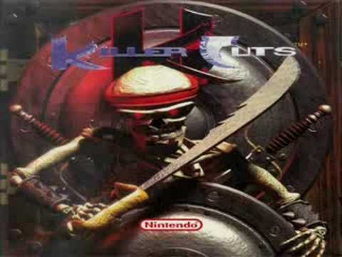 Soundtrack - Killer Instinct - Theme