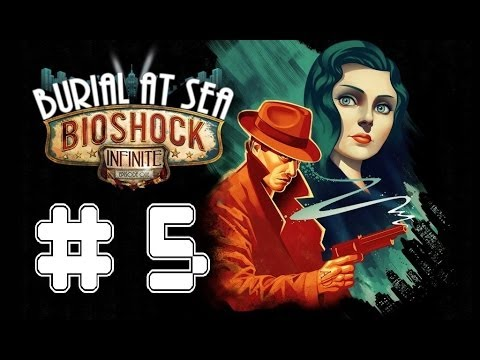 Bioshock Infinite - Burial At Sea Episode 1 - Part 5 - Little Sister - (Xbox360/PS3) [HD]