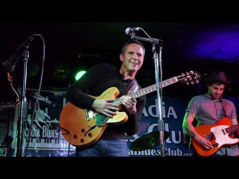 Guy King & Artur Menezes - Born Under A Bad Sign - 1/25/19 Arcadia Blues Club - Arcadia, CA