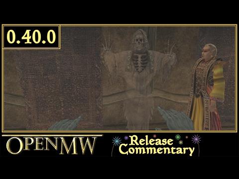 Así es OpenMW 0 40 0, el Morrowind de Código abierto