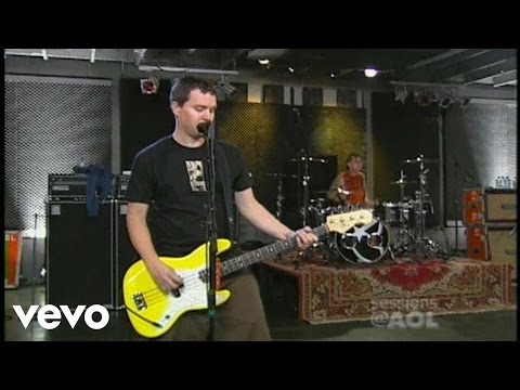 blink-182 - Violence (AOL Sessions)