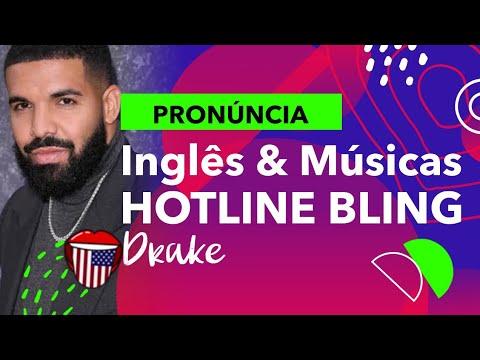 Aumente seu Vocabulário de Inglês com Hotline Bling