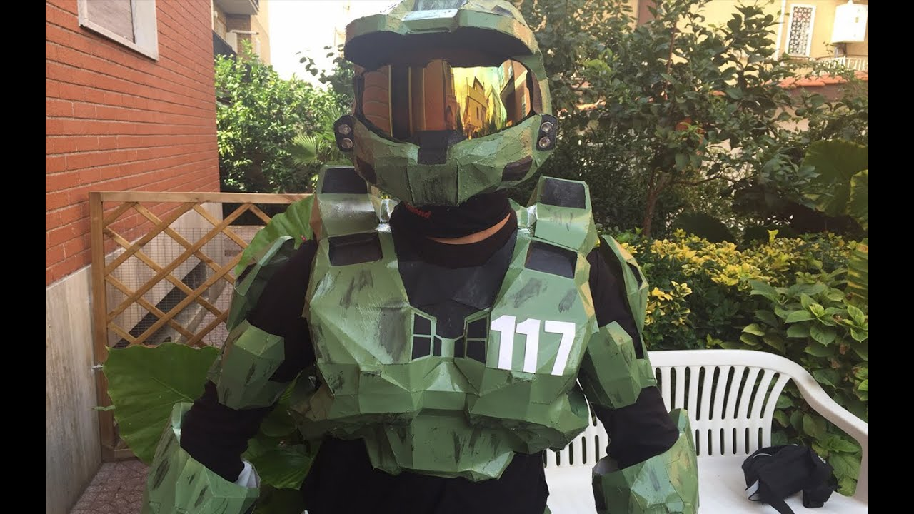 Pepakura Requests 6 Halo Costume And Prop Maker - Year of