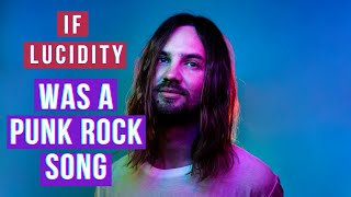 Lucidity by Tame Impala but it's a Punk Rock Song