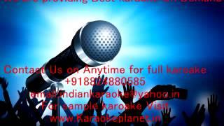 Chal Kahin Door Nikal Jaye karaoke - Doosra Aadmi