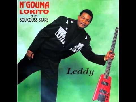 Bassist Ngouma Lokito🎸 & Soukous Stars: Lidia (1991)