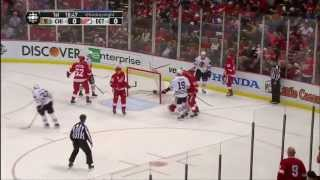 HD - Chicago Blackhawks - Detroit Red Wings 05.23.13 Game 4