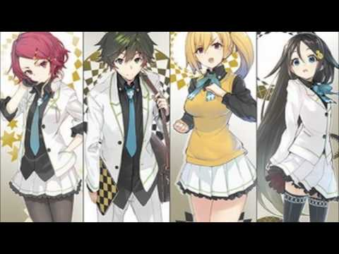 Nightcore-Naked Dive [Musaigen no phantom world op 1 full]
