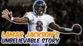 How LAMAR JACKSON Became the MOST DOMINANT Player in the NFL