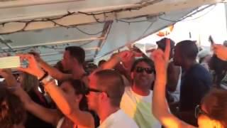souldynamic @ dance ritual boat party, suncebeat 6, 24.7.2015