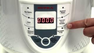 Видеообзор мультиварки Supra MCS 4121