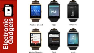 Smart Watches, Android Watch Phone & Wearables