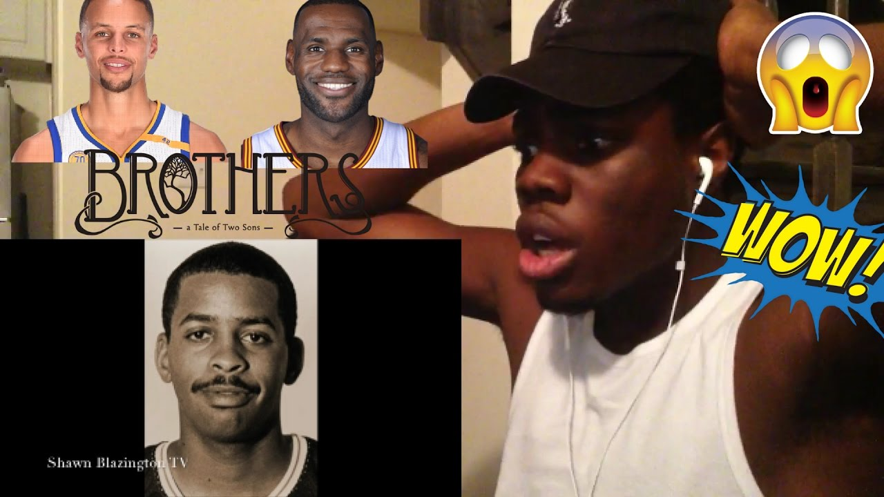 13dd9e3a70ac Lebron James and Steph Curry are BLOOD BROTHERS! Illuminati EXPOSED!!!!  REACTION!