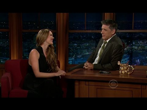 Late Late Show with Craig Ferguson 2/14/2012 Joss Stone, Dave Stewart