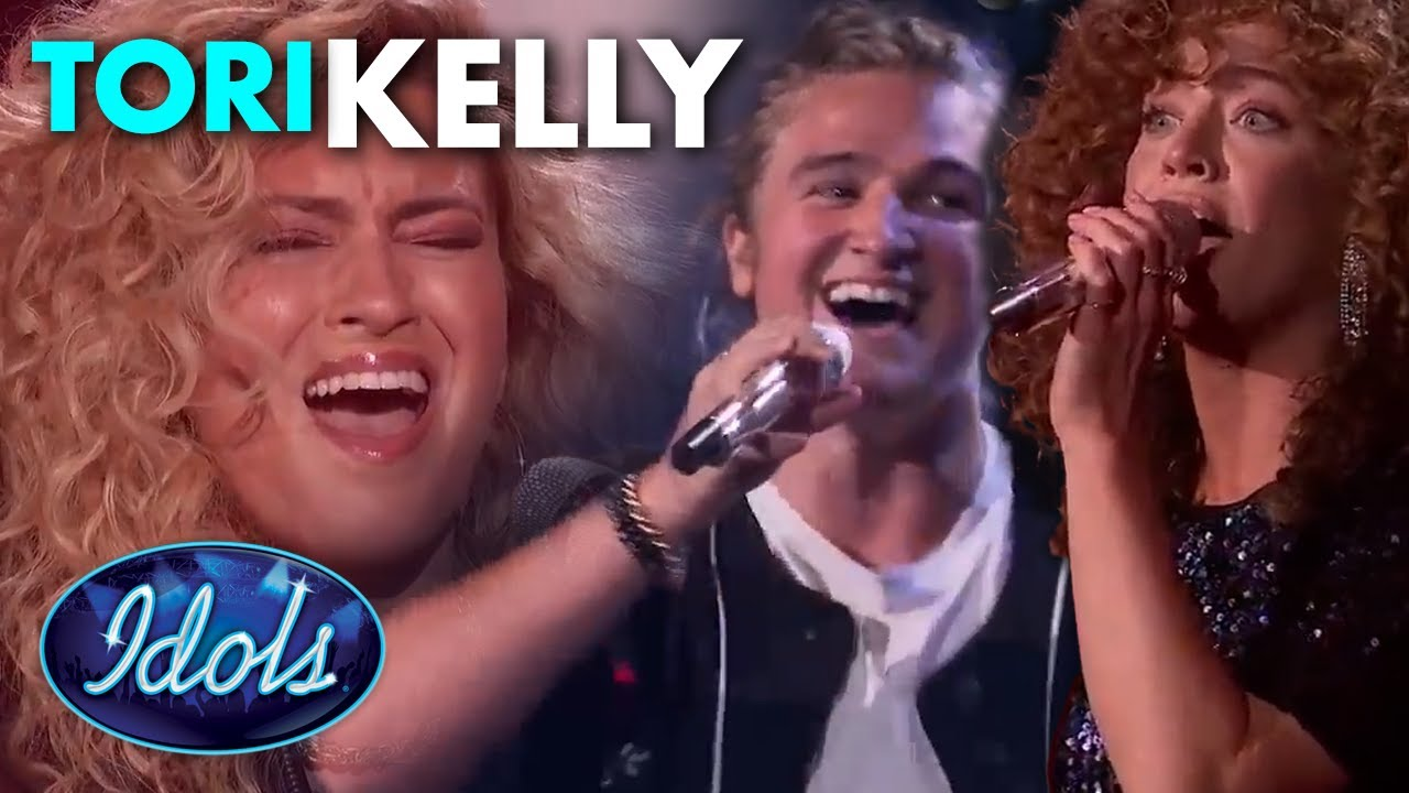 TORI KELLY COMES BACK TO PERFORM WITH 2021 IDOL CONTESTANTS | Idols Global