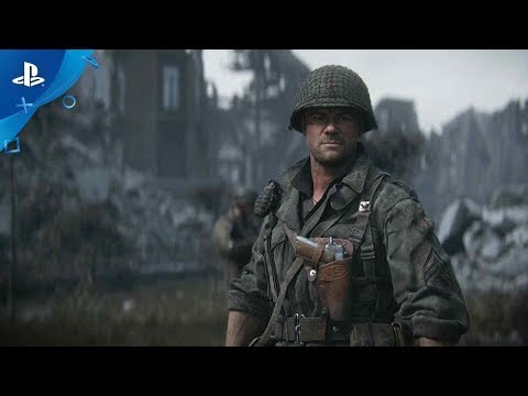 Call of Duty: WWII - Meet the Squad: Pierson | PS4