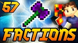 """Minecraft Factions """"AXE SLAUTGHER FOR MCMMO!!"""" Episode 57 Factions w/ Preston and Woofless!"""