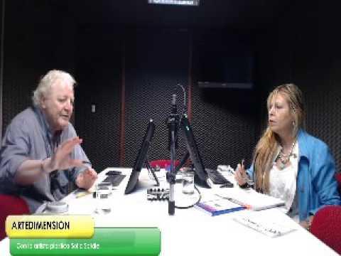 """""""ARTEDIMENSION"""" con SOFIA SAFDIE por On Radio 05-12"""