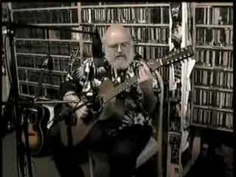 Peter Lang at KPIG Radio, 2005