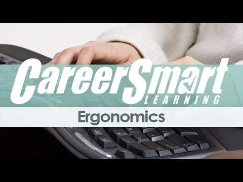CareerSmart CEU Course Preview: Ergonomics – Nurse – Case Manager – CEUs