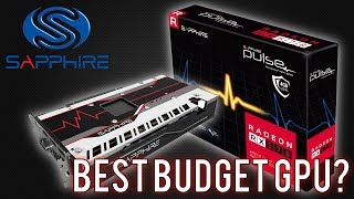 Sapphire RX 570 Pulse Edition Unboxing - BEST BUDGET GRAPHICS CARD