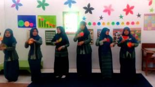 Lagu Tema Buah-buahan (Prodi PGRA STAI Siliwangi Garut)