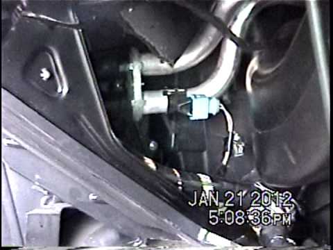 Range Rover Heater Core Seal Replacement Youtube