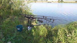 Рыбалка с ночевкой на карпа Трофей Новые места