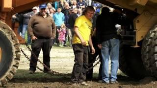 Bergtruckspulling / Dump Truck Pulling