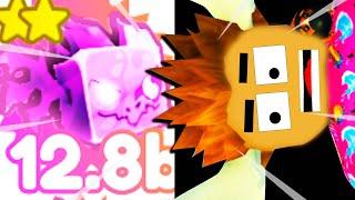 12.8 B PET?! NY LEGENDARY! - Pet Simulator X #38