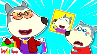 Mommy!!! Wolfoo Wants Mom to Be Like Before - Kids Stories About Wolfoo Family | Wolfoo Channel