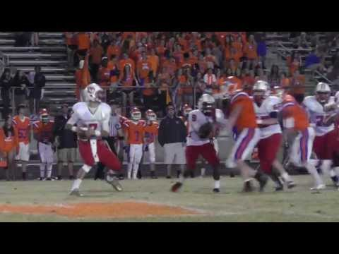 Will Grier throws seven touchdown passes against Marvin Ridge