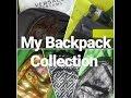 Backpack Collection 2018 (Armani Exchange,Gianni Versace Etc.)