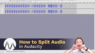 How to Split Audio in Audacity