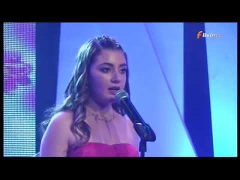 Shakira Bonavia - Human on Junior Voices 2015