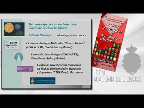 Estaban Domingo Solans, 7 de febrero de 2019.5ª conferencia delXV CICLO DE CONFERENCIAS DE DIVULGACIÓN CIENTÍFICA.CIENCA PARA TODOS 2019▶ Suscríbete a nuestro canal de YouTubeRAC: https://www.youtube.com/RealAcademiadeCienciasExactasFísicasNaturales