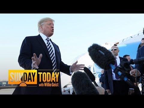 Trump Questions Saudi Explanation Of Khashoggi's Death   Sunday TODAY