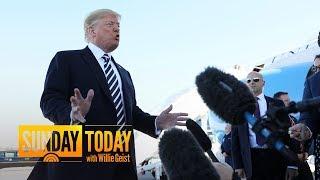 Trump Questions Saudi Explanation Of Khashoggi's Death | Sunday TODAY