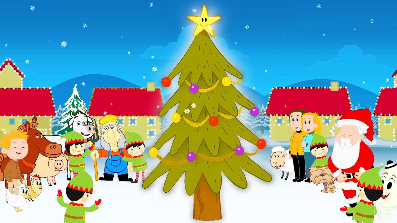 O Christmas Tree, Jingle Bells & More
