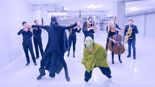 BONYA&KUZMICH feat. Imperialis Orchestra - STARTREKWARS(episode 0)
