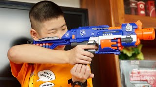 Nerf N-Strike Elite Stockade Blaster(Thai/ไทย Review)
