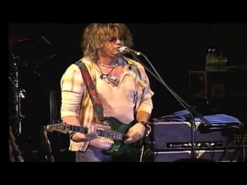 "KEITH EMERSON BAND ""Living Sin"" (promo video live)"