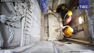 Археологи установили, что Гроб Господень сохранился неповрежденным(Археологи установили, что Гроб Господень сохранился неповрежденным. Археологи, исследовавшие святыню..., 2016-11-01T08:20:02.000Z)