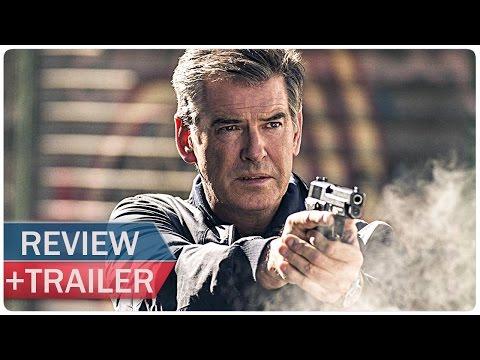The November Man Trailer + Review/Kritik (Deutsch German) Pierce Brosnan