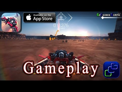 BREAKNECK iOS Gameplay