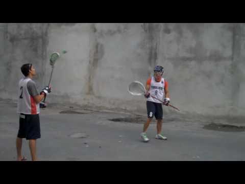 LaxLesson Of The Week | Wall Ball Reflex Drill