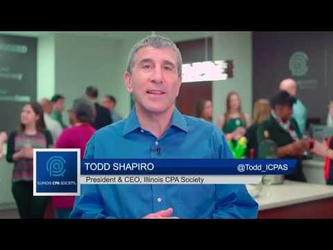 CEO Video Series: Fostering Connections with the Illinois CPA Society