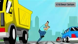 រឿងតុក្កតាភាសាខ្មែរ ក្បាលធំ និង ក្បាលតូច វគ្គ ១៣ Khmer Cartoon